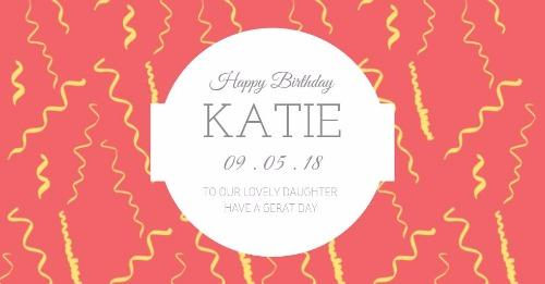 Create personalised birthday cards designs with designwizard click to edit bookmarktalkfo Images