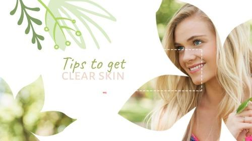 YouTube Banner For Beauty Channel with Woman with Blog Hair Smiling