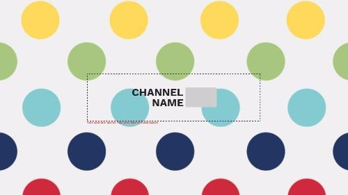 Line Design Images : Create youtube channel art with designwizard banner maker