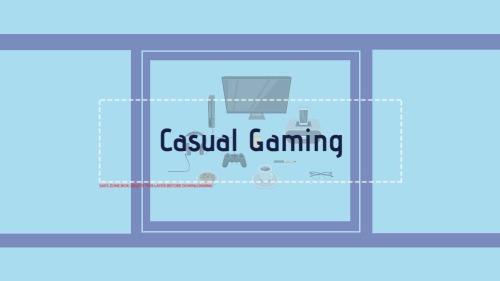 Youtube channel art for gaming channel