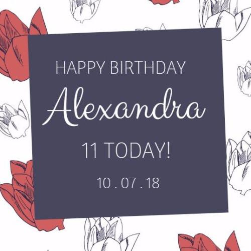 Customize Our Birthday Card Templates