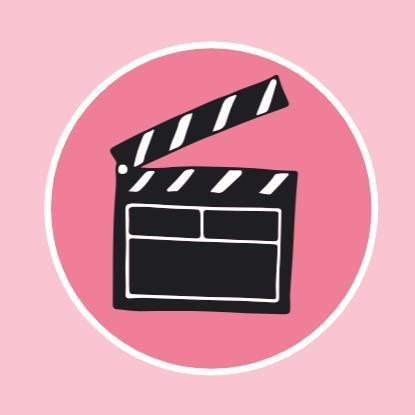 Film snapper with pink background